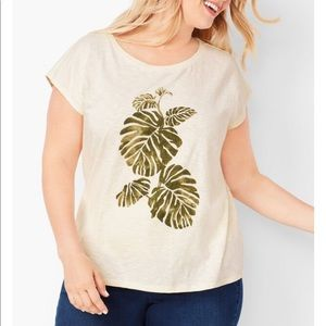 ADORABLE TALBOTS TEE!